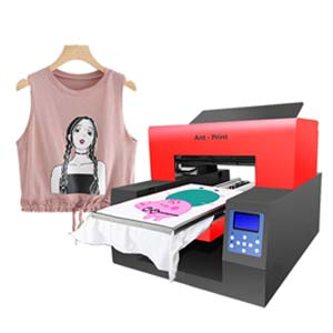 AP-A3-6C T-shirt printer