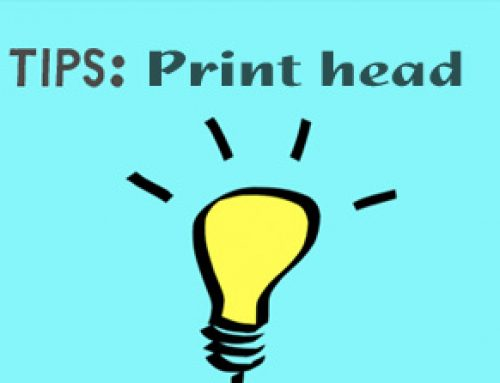Remember these Five Wrong Behaviors will damage the print head