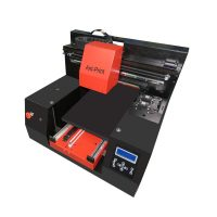 AP-A3DX T shirt printer with double heads