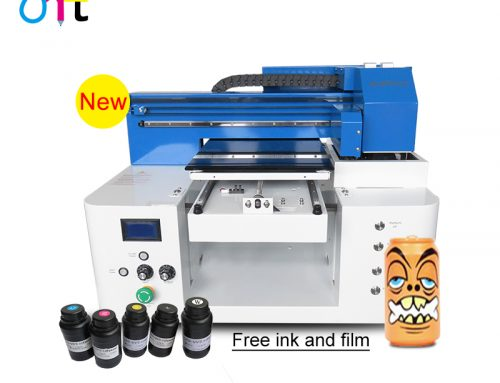 2021 New product UV flatbed printer(AP-A3Pro)